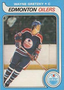 1979-80 O-Pee-Chee Hockey Wayne Gretzky RC