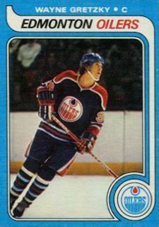 1979-80 Topps Wayne Gretzky RC