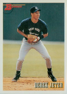 Derek Jeter Rookie Cards and Memorabilia Buying Guide 1