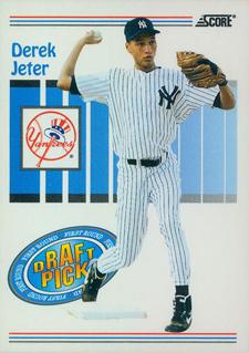 Derek Jeter Rookie Cards and Memorabilia Buying Guide 3