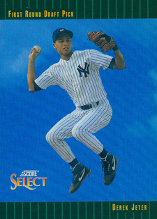 Derek Jeter Rookie Cards Checklist and Memorabilia Buying Guide 4