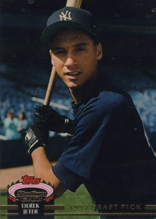 Derek Jeter Rookie Cards and Memorabilia Buying Guide 6