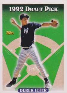 Derek Jeter Rookie Cards Checklist and Memorabilia Buying Guide 7