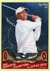 2011 Upper Deck Goodwin Champions Variations Confirmed 1