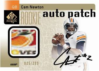 2011 SP Authentic Football 2