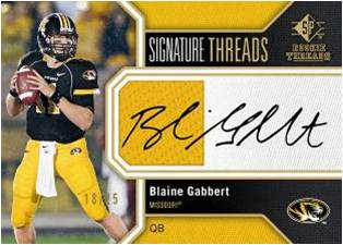 2011 SP Authentic Football 5