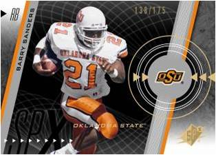 2011 SP Authentic Football 8