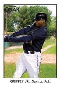 2011 TriStar OBAK Baseball 1
