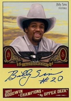 10 Best 2011 Upper Deck Goodwin Champions Autograph Cards 8