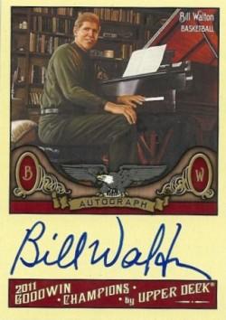 10 Best 2011 Upper Deck Goodwin Champions Autograph Cards 10
