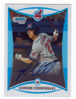 Cleveland Indians Baseball Card Prospecting Guide  1
