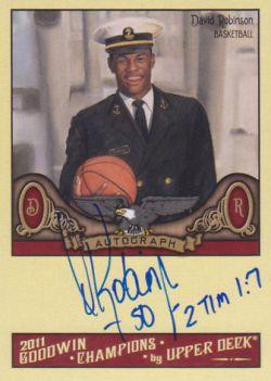 10 Best 2011 Upper Deck Goodwin Champions Autograph Cards 7