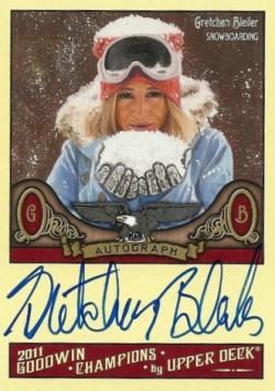 10 Best 2011 Upper Deck Goodwin Champions Autograph Cards 3
