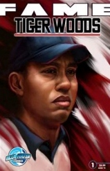 Tiger Woods Subject of New Comic Book 1