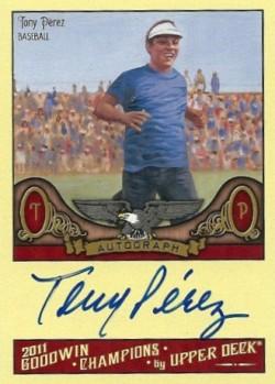 10 Best 2011 Upper Deck Goodwin Champions Autograph Cards 2