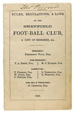 Oldest Known Set of Soccer Rules Sell for $1.4 Million 1