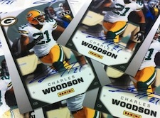 Charles Woodson Autograph Cards Coming From Panini 1