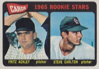 Steve Carlton Cards, Rookie Cards and Autographed Memorabilia Guide 1