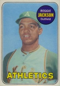 Reggie Jackson Baseball Cards, Rookie Cards and Autographed Memorabilia Guide 1