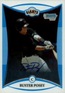 2008 Bowman Draft Picks & Prospects Baseball Cards 4