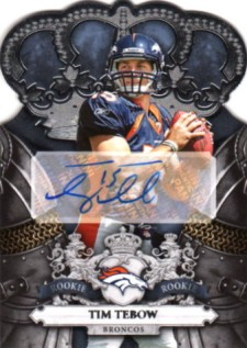 Tim Tebow Football Cards: Rookie Cards Checklist and Buying Guide 3