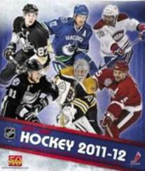 2011-12 Panini NHL Stickers 1