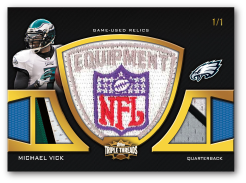 2011 Topps Triple Threads Football 25