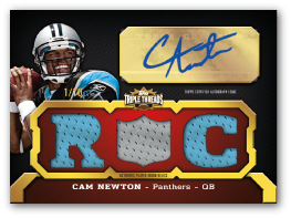 2011 Topps Triple Threads Football 26