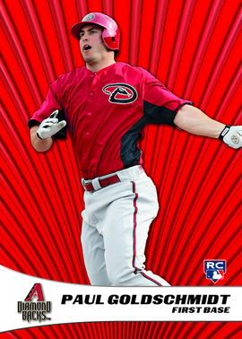 Paul Goldschmidt Cards, Rookie Cards and Memorabilia Guide 4