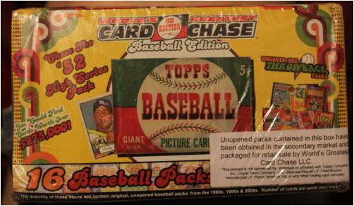 Law of Cards: A Legal Perspective on the Topps vs. Leaf Suit, Part 2 3