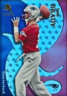 Tom Brady Football Cards, Rookie Card Checklist and Memorabilia Guide 26