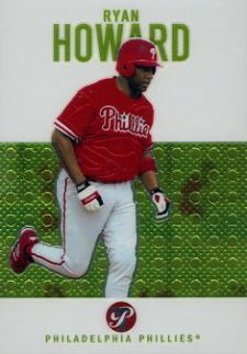 Ryan Howard Cards, Rookie Cards and Autographed Memorabilia Guide 2