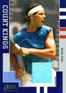 Rafael Nadal Tennis Cards, Rookie Cards and Autographed Memorabilia Guide 2