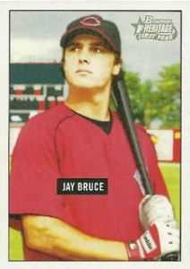 Jay Bruce Cards, Rookie Cards and Autographed Memorabilia Guide 3