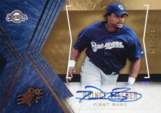 Prince Fielder Cards, Rookie Cards and Autographed Memorabilia Guide 3