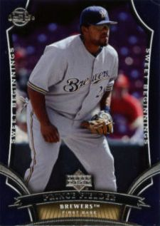 Prince Fielder Cards, Rookie Cards and Autographed Memorabilia Guide 25