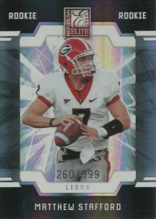 Matthew Stafford Football Cards: Rookie Cards Checklist and Buying Guide 2