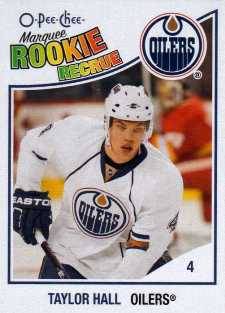 Taylor Hall Rookie Cards and Autographed Memorabilia Guide 21