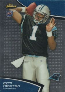 Cam Newton Rookie Cards Checklist and Autographed Memorabilia Guide 27