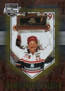 Short Track: 2011 Press Pass FanFare Racing Short Prints Confirmed 2