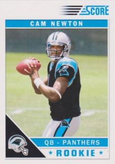 Cam Newton Rookie Cards Checklist and Autographed Memorabilia Guide 26