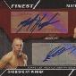 Hottest Cards in 2011 Topps UFC Finest 3