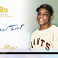 Willie Mays Deal Formally Announced by Topps
