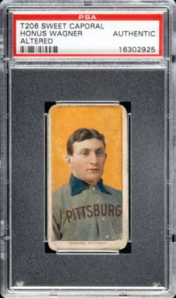 Who Else Wants a T206 Honus Wagner? The Holy Grail Hits eBay 1