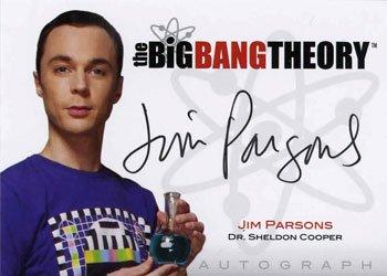2012 Cryptozoic The Big Bang Theory Trading Cards 2