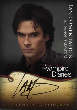 2011 Cryptozoic The Vampire Diaries Trading Cards ...