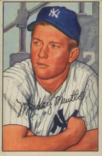Top 10 Mickey Mantle Baseball Cards 3