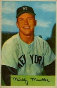 Top 10 Mickey Mantle Baseball Cards 9