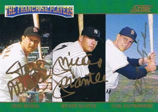 Top 10 Mickey Mantle Baseball Cards 8