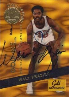 Undervalued Set: 1994 Signature Rookies Gold Standard Hall of Fame Autographs 1